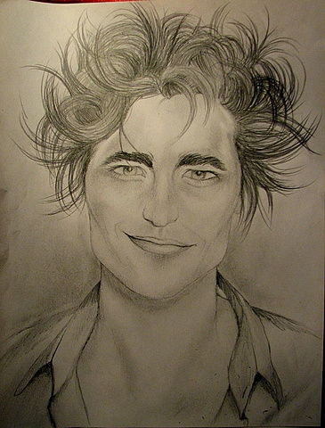 Robert Pattinson by painthorse